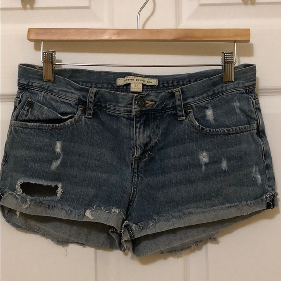 Forever 21 Pants - Jean shorts